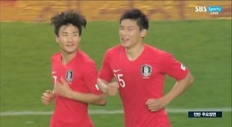 [전반 HL] 한국 vs 베트남