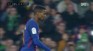 [HL] 레알 베티스 vs 바르셀로나