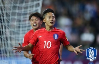 [U20 조별 리그 종합] '역시' 프랑스-한국 16강행..아르헨 탈락 '이변'