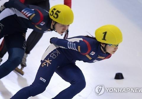 [쇼트트랙 월드컵] 최민정, 5개 대회 연속 금메달