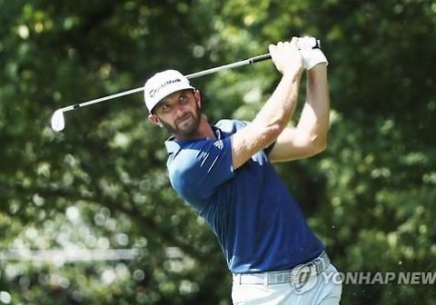 PGA투어 '최고 선수'는 존슨..스텐손 '최고 라운드'