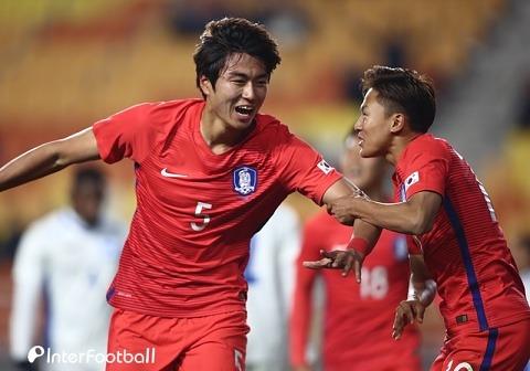 '승우-승호 맹활약' 신태용호, 온두라스에 3-2 승
