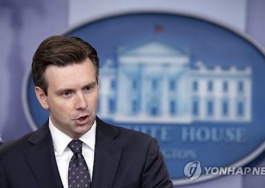 """<탄핵가결> 美정부, 한미동맹-사드배치 입장 불변..""""정책 연속성 기대""""(종합)"""