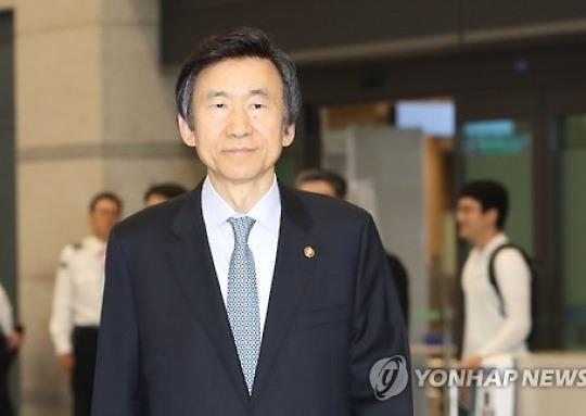 """윤병세 """"중국의 철저한 안보리 결의 이행 중요"""""""