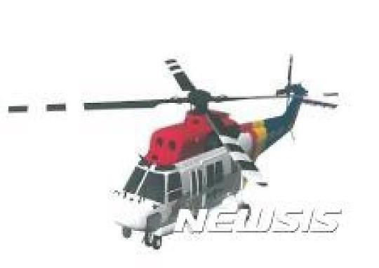 해경, 한국産 중형헬기 2대 계약..불법조업 中어선 단속 투입