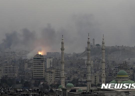 """""""시리아 알레포서 민간인 남성 수백명 실종..정부군 보복 우려"""""""
