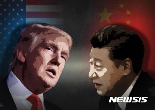 시진핑, 트럼프에 축전..中, '하나의 중국' 거듭 강조