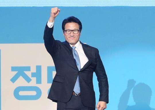 """정병국 바른정당 대표 """"보수의 진짜 가치 지키겠다"""""""