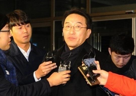 '엘시티 비리' 현기환, 금품수수 인정.. 대가성은 부인