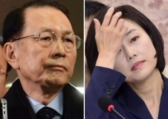 김기춘 조윤선 재판 시작..만만찮은 혐의 입증