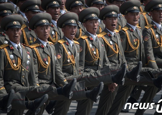 美 대북기조 확정 '한반도 전쟁 임박설' 밀던 외신은?