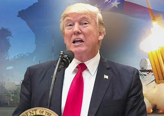 트럼프의 사드 비용 발언..사드 판매 압박용?