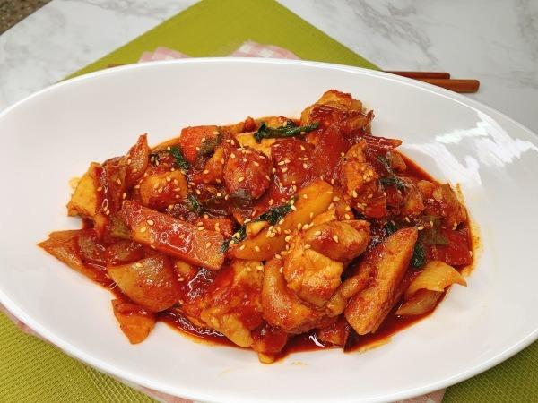 닭갈비양념레시피, 수미네반찬 닭갈비 만들기 ~
