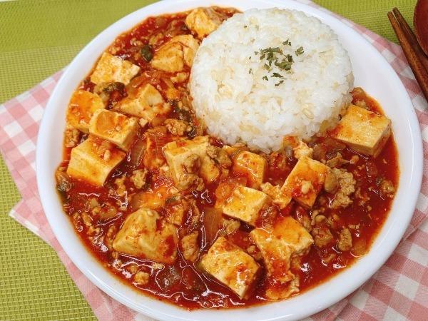 두부요리, 마파두부 만들어 덮밥으로 즐겨요 ^^