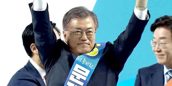[현장영상] 민주당 호남 경선 문재인 후보 압승