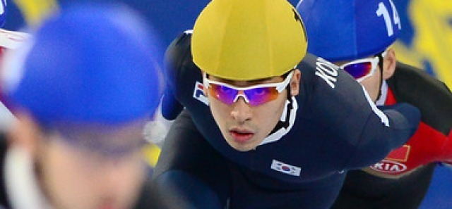 [빙상] 이승훈, 세계선수권 매스스타트 금메달 획득