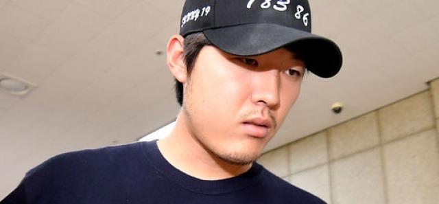 '승부조작' 이태양, 징역 10월 집행유예 2년 선고