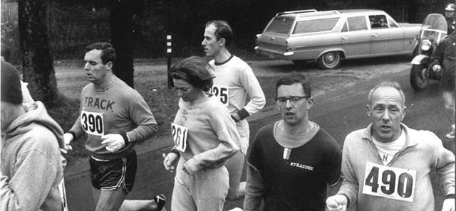 '여자라는 이유로' 42.195km를 뛰는 데 걸린 120년