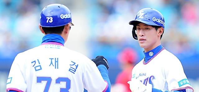 '박진만 1군 코치' 삼성, 코칭스태프 개편 보직변경