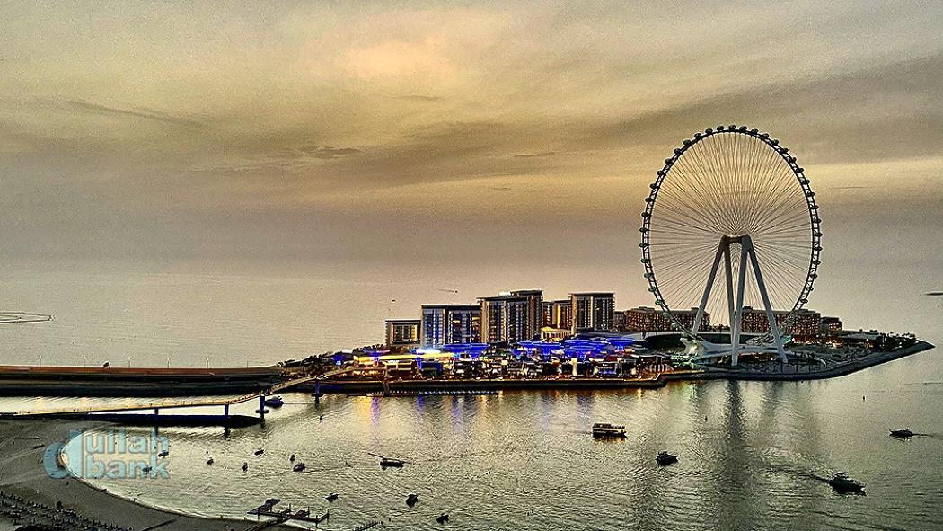 [두바이] 세계에서 가장 큰 대관람차 아인 두바이, 10월 21일 공식 개장! 입장권 가격은?