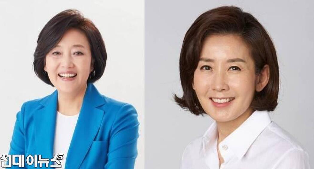 박영선-나경원, TV조선 '아내의 맛' 동반 출연