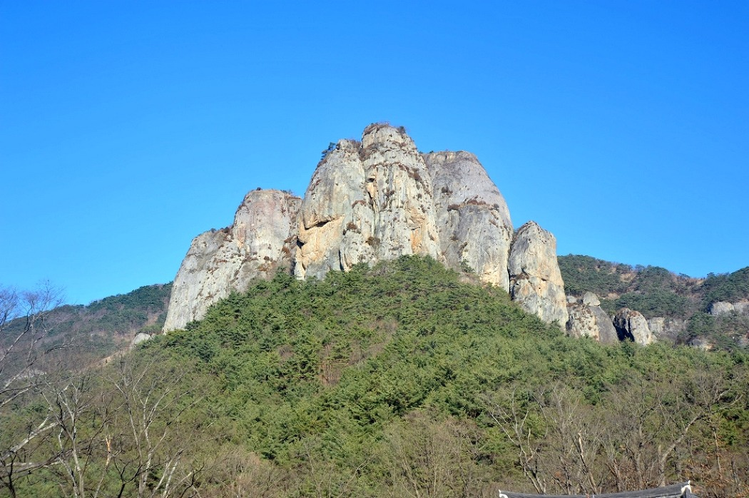 주왕산 Mt. Juwang