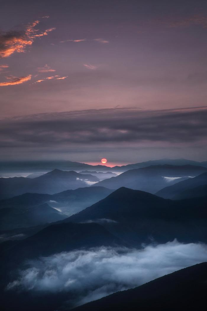 월악산 영봉 (9월 16일)