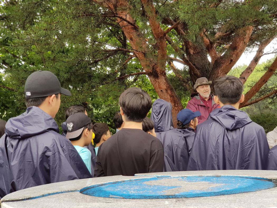 MK 모국 캠프 방문(2019.7.8)