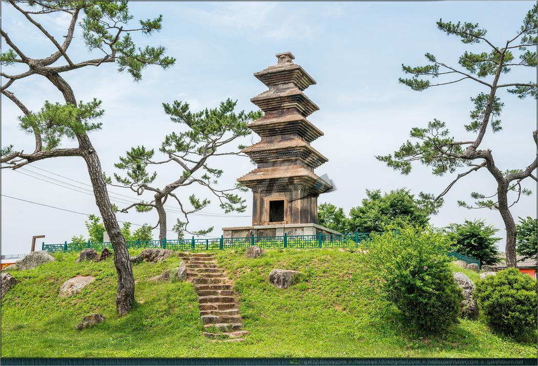 여기, 저기 - 15 (탑리 오층석탑, 의성 조문국 사적지, 유학산 도봉사)