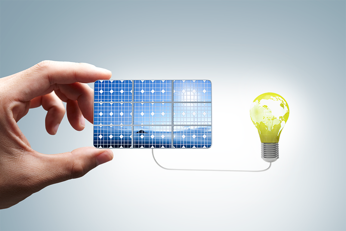 스마트 기술과 만난 이색 태양광 아이템 3