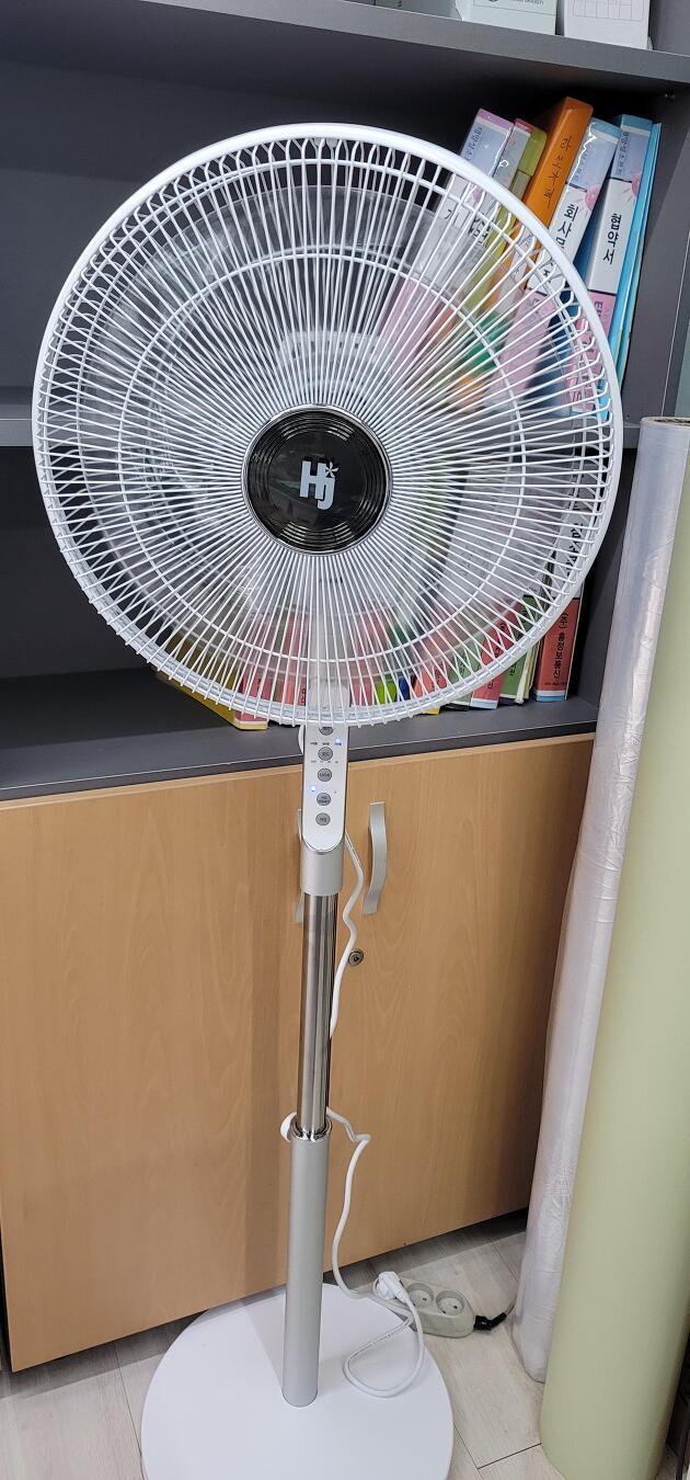 [선풍기추천기] 선풍기 추천, 강추, 사무용 업소용 선풍기 홍진선풍기 저렴하지만 튼튼하고 잘만든 선풍기