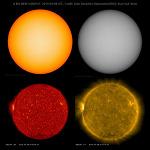 A Big New Sunspot  새로운 큰 흑점 출현