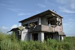 일본 후쿠시마 원전 인근 오쿠마마치의 현재 풍경