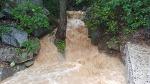 [함양폭우] 함양군 지곡면 폭우, 7월 30일 하루에만 68mm