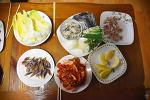 김장 그리고 굴과 과메기