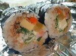 [갯돌소리전복] 후딱 점심메뉴 김밥 김밥먹방 땡초참치김밥