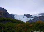 """알래스카 """" 가을 빙하의 속삭임 """""""