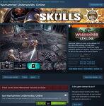 (스팀 무료게임) Warhammer Underworlds: Online