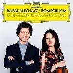 포레 바이올린 소나타 No.1, 김봄소리, 라파우 블레하츠