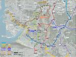 시흥시 관통 '제2경인선-신구로선' 제4차 국가철도망 반영