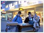 독일 여행 = 프랑크푸르트 거리의 악사