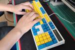 기계식 키보드 추천 레오폴드 적축 FC900R PD 스웨디시 화이트