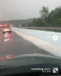 독일 바이에른 지방, 폭우 , 이상 기후