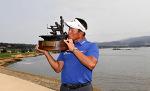 최경주, 한국인 최초로 PGA 챔피언스투어 우승