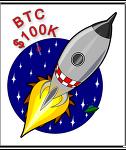 비트코인 10만 달러 로켓 이륙 준비 완료