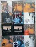 소장중인 이문세 음반 LP 2,3,4,5,6,7집과 CD 7집.. (소녀, 그대와 영원히, 사랑이 지나가면, 붉은 노을, 옛사랑)