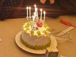 [갯돌소리전복] 아이랑 케이크 만들기~ 잼나잼나~ 생크림케이크 케이크맛집 케이크먹방 샹들리에초 예쁜초 청포도케이크~~