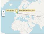 MetaTrader.  서버 위치 확인 방법 .