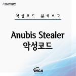 [악성코드 분석] Anubis Stealer 악성코드 분석 보고서