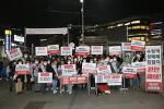 수원시민대책위, '수원역 성매매 집결지 완전 폐쇄 집중행동' 전개